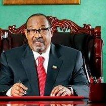 DAAWO Madaxweynaha Somaliland Oo Kulankii Ugu Danbeeyay La Yeeshay Golihiisa Wasiirada Iyo Arimo Uu Faray Wasiirad.