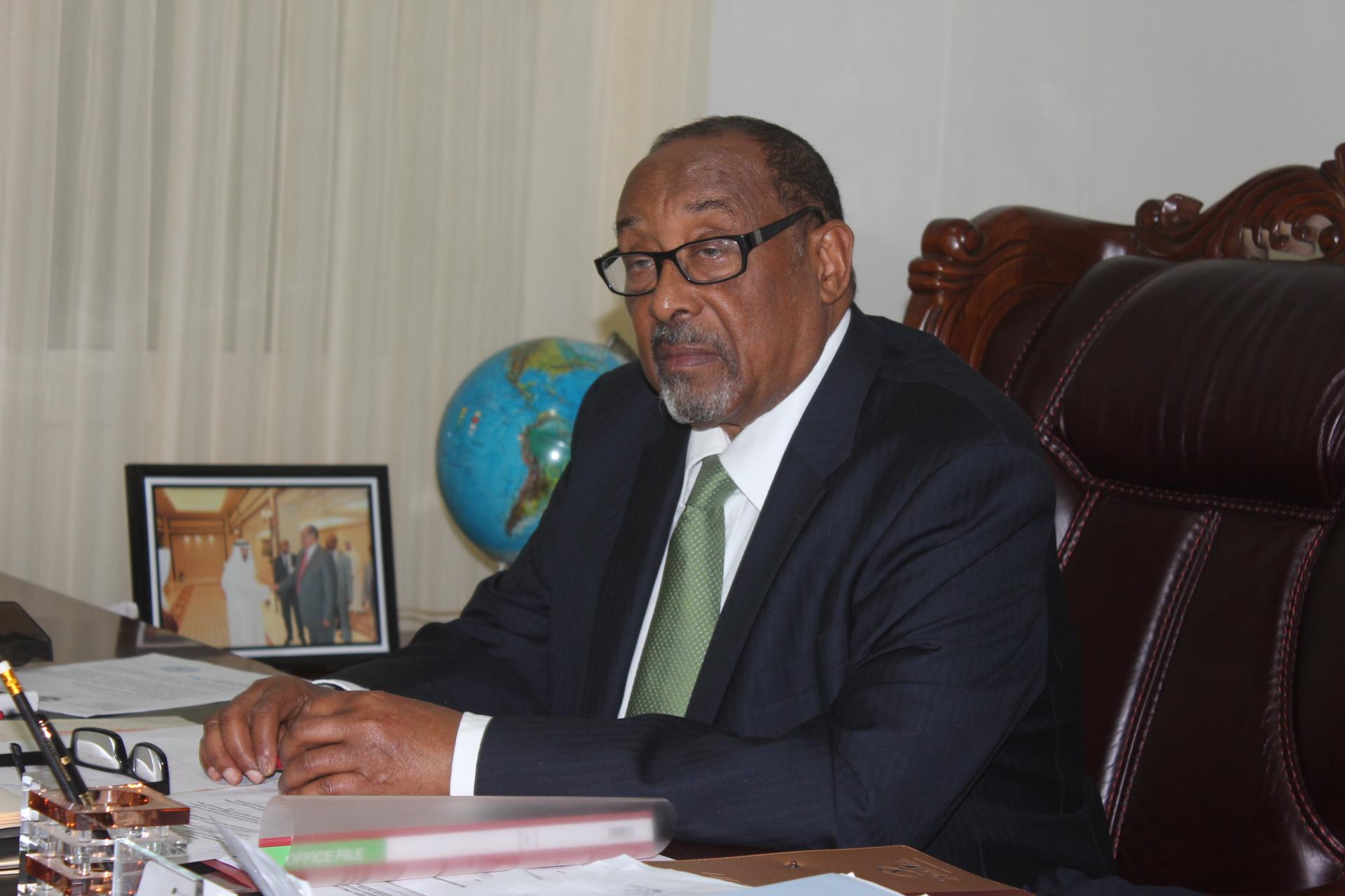 Madaxweynaha Somaliland oo Shacabka Somaliland ka Tacsiyadeeyey Geerida Agaasimihii Guud ee Wasaaradda Shaqada Oo Hargaysa Ku Geeriyooday.