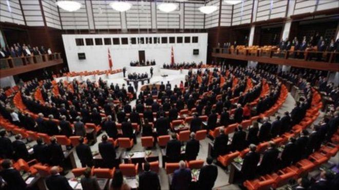 Baarlamaanka Turkiga oo maanta ka doodaya in awoodda loo kordhiyo Erdogan