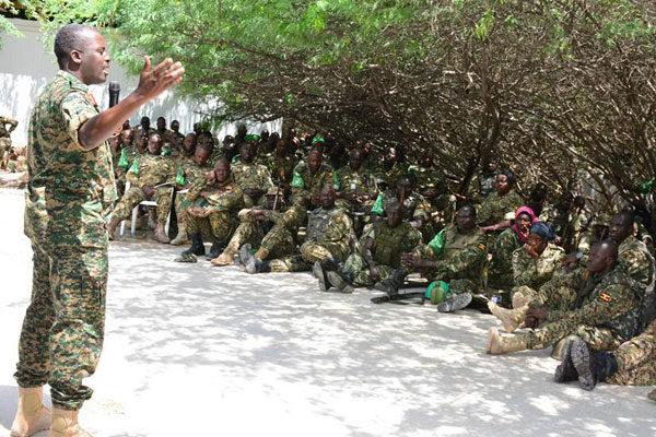 Ugaanda:-Saraakiil ka tirsan dowladda Uganda oo qiray inaysan la dagaalami karin Shabaab