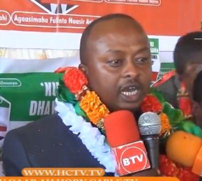 Daawo;Wafdi Uu Hogaaminayay Wasiirka Dalxiiska Somaliland Oo Baligabadle Si Baldhan Lagusoo Dhoweeyay