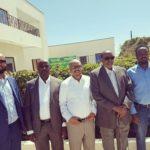 Madaxweynihii Hore Somaliland Oo Kulan Tacsi Ah Ugu Tagay Faysal Cali Waraabe Oo Wiil Uu Dhalay Lagu Dilay Suuriya