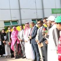 Dhakaatiir Ka Socda Imaaraadka Carabta Iyo Kuwait Oo Soo Gaadhay Somaliland.
