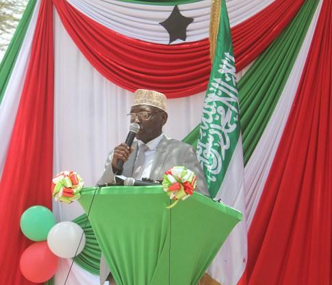 Daawo:Wasiir Gaashandhiga Somaliland Oo Dhaliilay Qaabka Loo Nidaamiyo Xafladaha Ay Xukuumadu Soo Qaban Qaabiso
