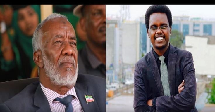 Deg Deg Wasiirka Arimaha Gudaha Somaliland Oo Ka Hadlay Xadhiga Wariye Cumar Seebiya