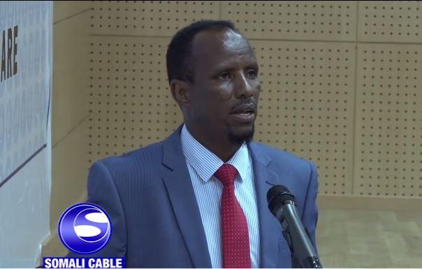 """Hargeisa:-""""Aniga Niyad Jab Ayaa Igu Dhacay """" Xildhibaan Mustafe Qodax Oo Reer Somaliya Run U Sheegay Difaaceyna Qadiyada Somaliland."""