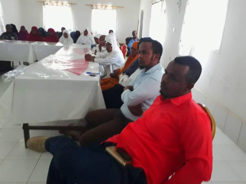 Wasiirka Caafimadka Somaliland iyo Waftigi Baladhan Oo U Hogaaminyo Oo Socdaal Ku Yimi Magalada Berbera Ee Gobolka Saaxil -