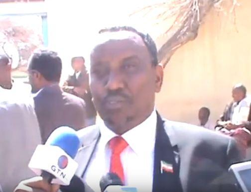 DAAWO Wasiirka Beeraha Somaliland Oo Markii Ugu Horaysay Ka HadalAnsixintii Golaha Wakiilada Ee Saaka.