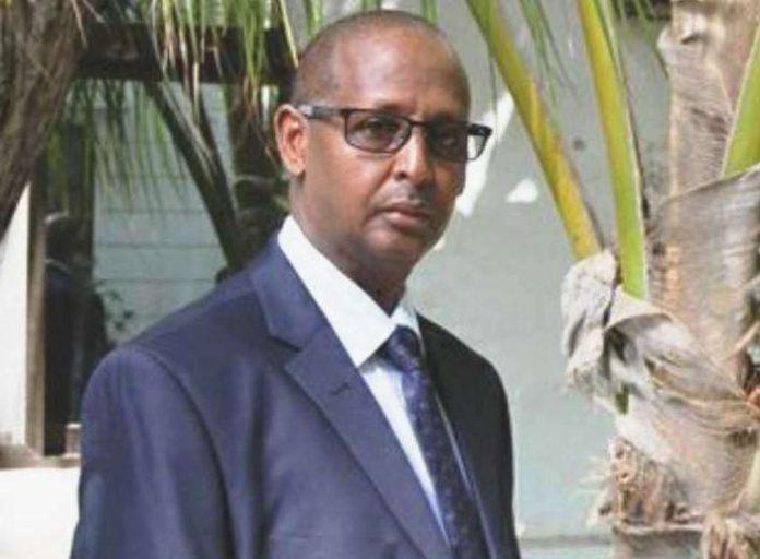 Somaliya:-Taliyaha Cusub Ee Ciidanka Nabad Suggida Somaliya Xuseen Cismaan Oo Maanta Xiilkii La Wareegay