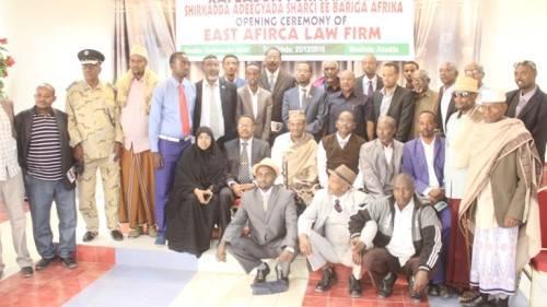 Waxa Magaaladda Hargaysa,gaar ahaana Hoteelka Ambasaddor lagaga dhawaaqay Shirkadda Nooceeddu ku cusub-yahay Suuqa,taas oo ka shaqayn doonta Baahiyaha Adeegadda Sharci ee Qeybaha Bulshadda Somaliland.