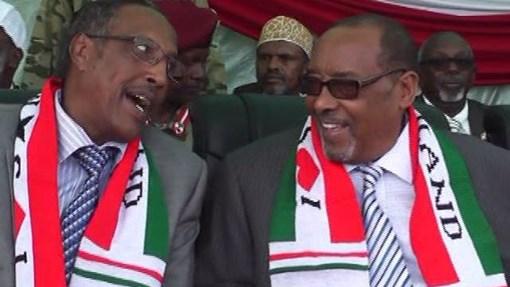 Madaxweynaha Cusub ee Somaliland oo maanta la caleemo saarayo Iyo Madaxweynihii Hore Ee Xilka Ka Sii Dagay.