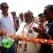 Daawo:Xukuumada Somaliland Oo Mashaariic Horumarined Ka Hiir Gelisay Degaanka Ganbadha Ee Gobolka Sool Iyo Wasiirka Arimaha Gudaha Somaliland Oo Xadhiga Ka Jaray