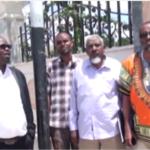 Daawo;hirkaddaha Laydhka Oo Cabasho Xooggan Ka Muujiyay Wasiirka Macdanta Iyo Tamarta Somaliland.