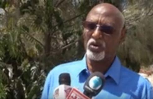 Daawo:Cali Guray Oo Gudoomiye Saleeban Dhulka Jiid Jiidey Eedana U Jeediyey Musharax Cir