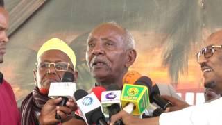 Daawo;Abwaan Aadan Tarabi Oo Ka Hadlay Kulankii Ay Saddexda Xisbi Qaran Ee Somaliland Iskugu Yedheen.