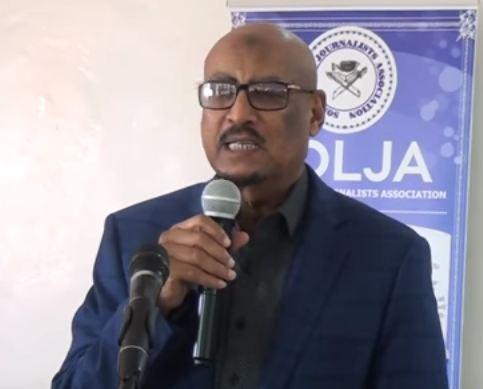 """DAAWO """"Saxafadii Somaliland Laba Ayey U Kala Jabeen Waana Ay Is Haystaan""""....Faysal Cali Waraabe."""
