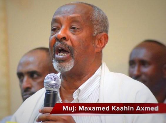 Daawo:Shalay Iyo Maanta Muj .Maxamed Kaahin