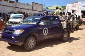 War Deg Deg ah Ciidamada Booliska Somaliland Oo Gacanta Ku Dhigay Rag Looga Shakisanyahay IN Ay yahiinUrurka Alshabab