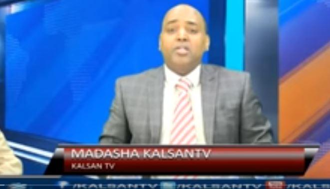 Daawo;Dood kulul Oo  dhex martay Somaliland iyo Somaliya