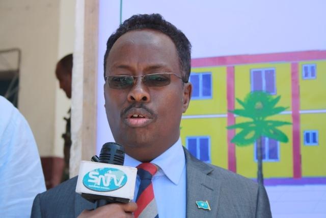 Wasiirka Warfaafinta Soomaaliya Oo Ku Guuleystay Xubnaha Aqalka Sare Xubno Ee Ka Soo Jeeda Somaliland.