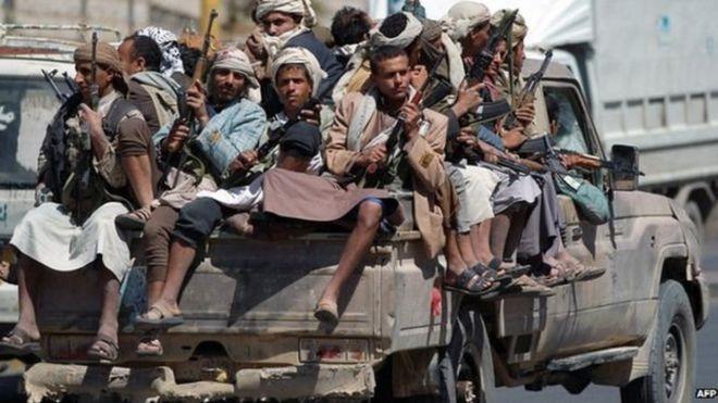 YamaniSacuudiga oo sheegay in Xuutiyiinta Yemen ay weerareen markab shidaal