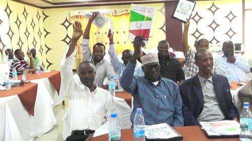 Berbera:- Shirka Ururka Dawlada Hoose Ee Somaliland Oo Magaalada Berbera Lagu Soo Gunaanaday Iyo Qodobada Ka Soo Baxay Shirkaas.