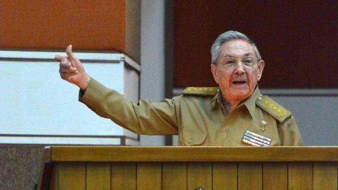 Madaxwaynaha Dalka Cuba Raul Castro Oo La Kulmay Wasiirka Arrimaha Dibadda Kuuriyada Waqooyi
