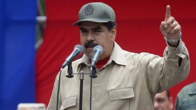 Dalalka Latin America Oo Ka Soo hor-jeestay Tallaabo Millatari Oo Maraykanku Ka Qaadayo Dalka Venezuela