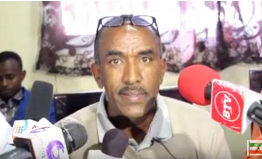 DAAWO Agaasimaha Hanti Dhawraha Cusub Somaliland Oo U Jawaabay Hanti Dhawarihii Hore Ee Qaranka.