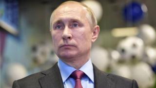 Russia:Vladimir Putin oo xilka loo dhaarinayo markii afraad