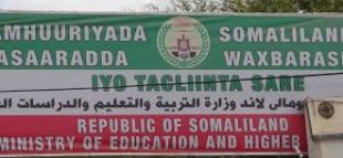 Wasaradda Waxbarashada Somaliland Oo Ku Fashilantay Deeq Waxbarasho Ay Heleen Ardaydii Sanadkan Galay Imtaxanadka Shaahadiga Ah