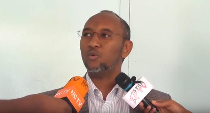 Daawo:Hogaamiye Xirsi Oo Kabaha La Dulmaray Wasiir Warfaafinta Somaliland Kuna Tilmaamay Gacanyare Dafiray Waxqabadkiisi.