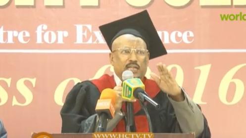 """Daawo; Beesha Caalamku Xaq u Malaha Inay Arimaheena Nagu Na'amraan Sida Somaliya""""Faysal Cali Warabe"""