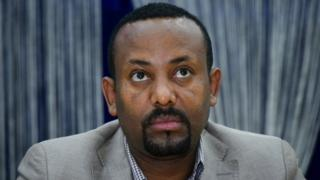 Ethiopia:- Ra'sul wasaaraha Itoobiya oo balanqaaday isbadalo cusub