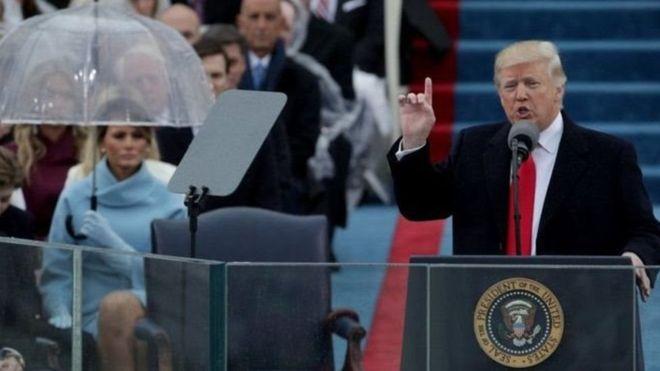 Dibadbaxayaal Madaxwayne Oo Trump ku tilmaamay Cunsuri