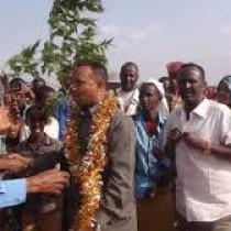 Daawo;Wasiirka Wasaarada Caafimadka Somaliland Oo Si Baladhan Logu So Dhaweyay magalada saylac