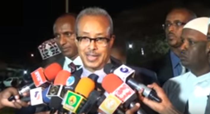 Daawo; Wasiirka Warfaanta Somaliland Oo Ka Sheekeeyey Ahmiyada Ay 26 JuneU Leedahy  Somalland Marmaaja U Qoos Gooyey