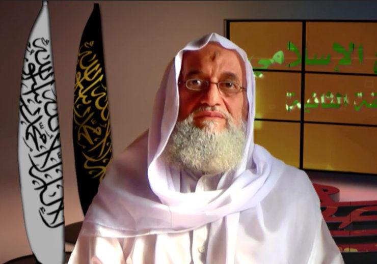 Hoggaamiyaha Al-Qacida Ayman Al Zawahiri oo Farriin U Diray Kooxaha Ku Dagaalamaya Dalka Suuriya.
