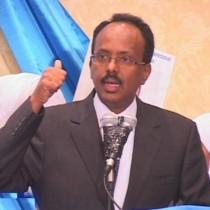 Madaxweynaha Cusub Ee Dalka Xamar Oo Ka Hadlay Wada-hadalladii Somaliland Iyo Soomaaliya.