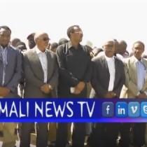 Daawo;Madaxweyne Ku Xigeenka Somaliland Oo Magaalada Borame Kaga Qayb Galay Aas Qaran Oo Loo Sameeyay Marxuum AMP,Maxamed Sheikh Xasan Nuuriye