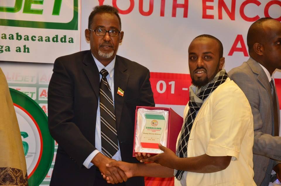 Daawo:Tirada Xubno Dhalinyar Ah Oo Ururka Sodra Ku Qiimeeyey Inay Yihiin Hormuudka Dhalinyada Somaliland