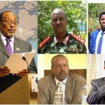 Madaxweynaha Somaliland Md Axmed silaanyo Oo iskushaandheyn iyo isku badal Ku Sameeyay Agaasimayaasha Dalka