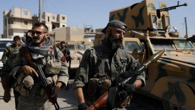 Dowladda madaxwayne Assad oo Mareykanka ku eedeeysay xasuuq