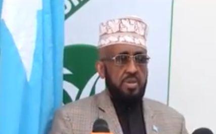 Daawo:Musharax Madaxwayne Somaliya U Taagan Maxamed Xaaji Oo Balan Qaaday Arimo Dhowra Maxayse Daarn Yihiin