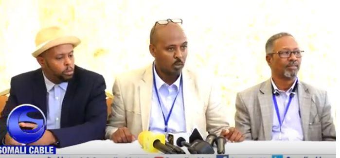 Daawo; Madasha Wada Tashiga Ayaa Fariin U Diray Sadexda Xisbigi Qaran Iyo Xukuumada Somaliland