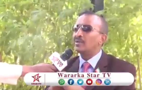 Daawo;Madaxwynaha Somaliland Oo Jaaliyada Reer Somaliland Ee Ku Dhaqan Dalka Imaradka Kula Tukan Doono Salaada Ciida