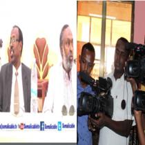 Daawo:Gudida Komishanka Doorashooyinka Somaliland Oo Soo Bandhigay Mereeg Cusub Oo Ay Leeyihiin.