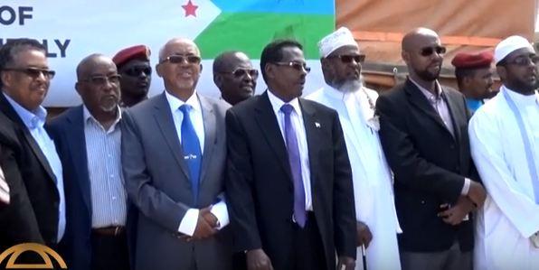 Daawo:Madaxweyne Ku Xigeenka Somaliland oo Deeq Rashin Iyo Biya Ah kala Wareegay Dawlada Jabuuti Oo Lagu Tala Galay Dad Abaaruhu Sameeyen
